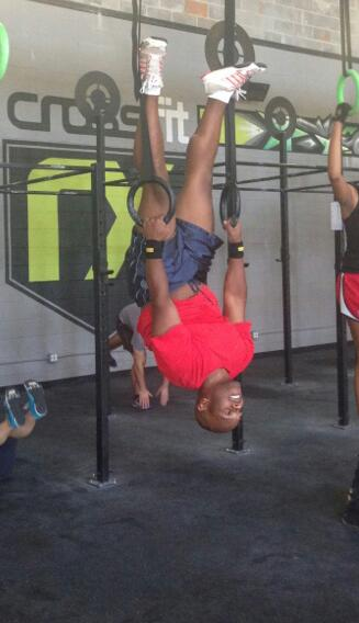 1st ring inversion ever