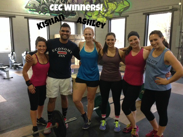 Congrats to all Clean Eating Challengers!!