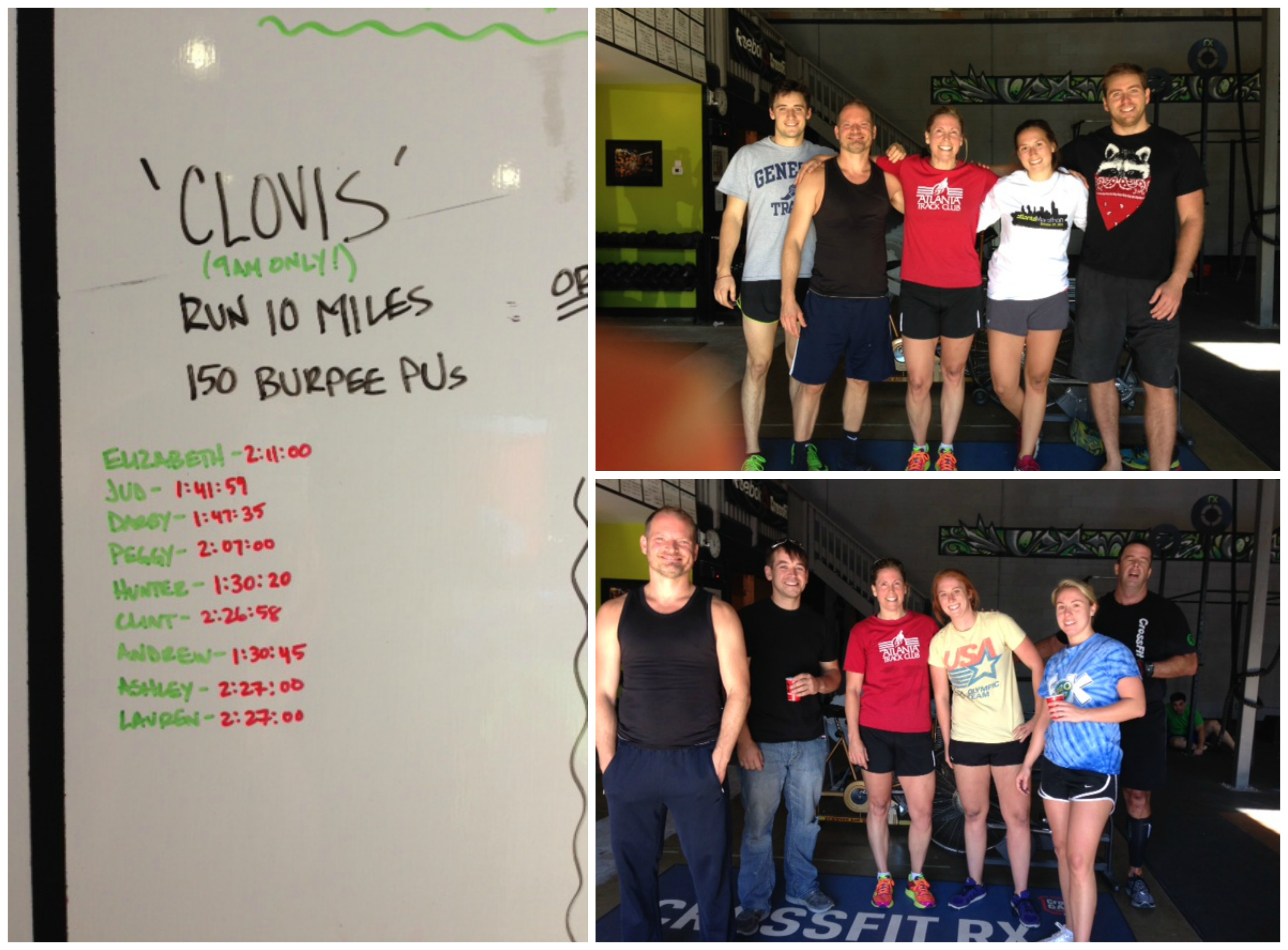 Great job Clovis Crew!