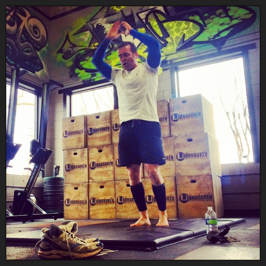 in case you missed it...Daniel did 1000 burpees. (insert sound of awesomeness here)