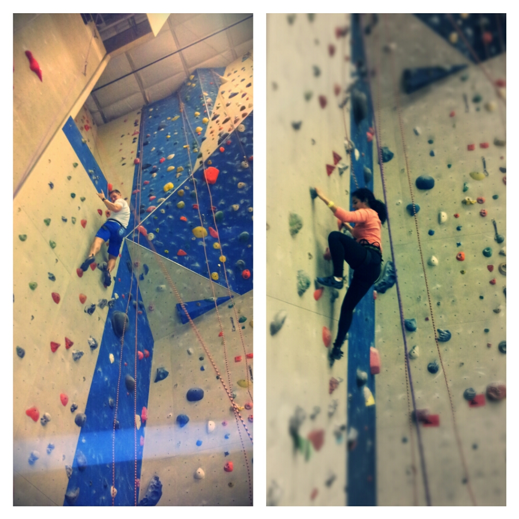 Great work CFRX climbers!
