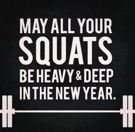 Happy New Years Eve CrossFit RX!!